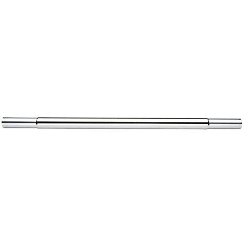 (Golf Works Gray Steel Shaft Butt Extension - Tapered Ends - Prevent Rusting - Extend Club Length - .580