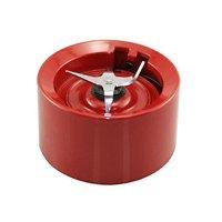 Collare / Base Contenitore per Frullatore KitchenAid Rosso Empire (avvitamento sulle versioni KSB555, KSB565 ecc) W10279517