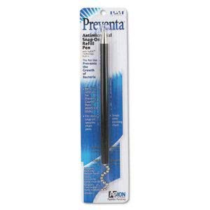 PM Company Snap-on Refill for Preventa Deluxe Counter Pen, Medium Pt, Black Ink (72 Units) by PM Company (Image #1)