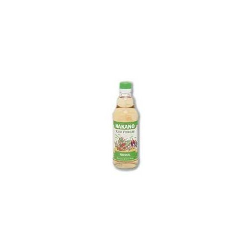 Nakano Rice Vinegar Natural - 12 ounce - 6 per case. by Nakano