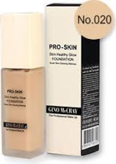 [Beauty Buffet GINO McCRAY The Professional Makeup Skin Healthy Glow Foundation 40ml # No.030 Warm Honey lightweight foundation. The cover is very smooth. Protect your skin from the sun Along with maintaining the value of the natural] (Horror Makeup Value Kit)