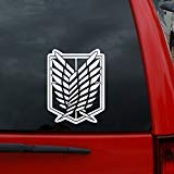 Attack on Titan - Scouting Legion Crest Decal - 5