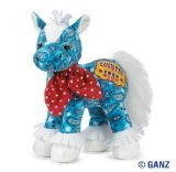 "Webkinz Rockerz Horse 8.5"" Plush"