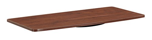 Convenience Concepts Designs2Go Single Tier TV Swivel Board for Flat Panel TV's Up to 32-Inch or 60-Pounds, Cherry (Single Flat Small Panel)