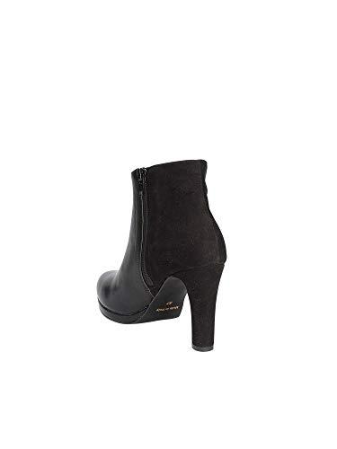 Grace Bottes 2477 Femmes Noir Shoes rZTqr