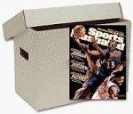 Cardboard Magazine Storage (BCW Magazine Cardboard Storage Box - (Bundle of 10) Collecting Supplies)