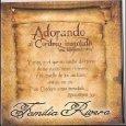Familia Rivera Adorando al Cordero cd musica cristiana pdf