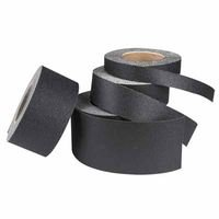 4''X60'' Safety Track Safety Walk Black Psa, Sold As 1 Case, 3 Roll Per Case by Jessup™