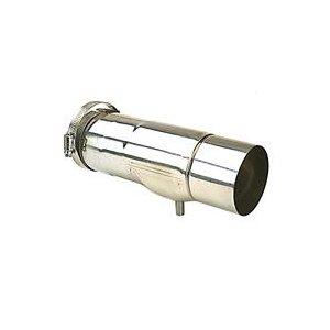 4 inch horizontal vent kit - 8