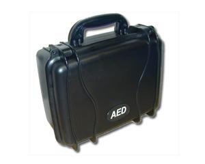 Case, Hard Standard Waterproof for Defibtech Black - DAC-110 by Defibtech, L.L.C.