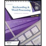 Keyboarding and Word Processing : Complete Course, VanHuss and VanHuss, Susie H., 0538975229