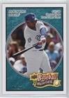 Andruw Jones #46/99 (Baseball Card) 2008 Upper Deck Baseball Heroes - [Base] - Sea Green #87 ()