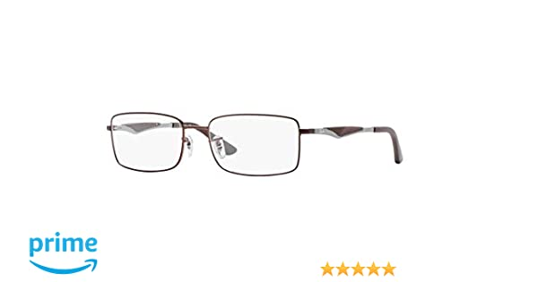 6883e998fc4b Amazon.com  Ray-Ban RX6284 Sunglasses