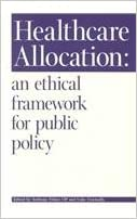 policy tools for allocative efficiency of health services liu x