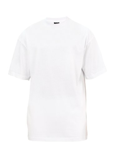 "Urban : ""Tall Tee"" Size: 3XL, Color: white …TB006"