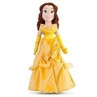 Disney Beauty and The Beast Plush - Belle Plush Doll - 20in