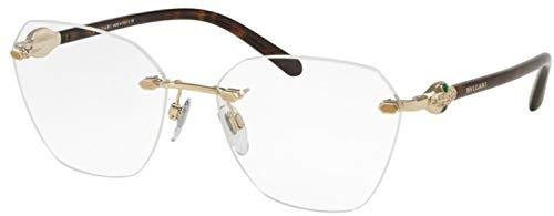Eyeglasses Bvlgari BV 2205 B 278 PALE GOLD (Bvlgari 18k Gold Case)