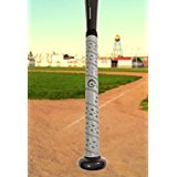 Premium Non-slip, Sting Reducing, Cushioned Bat Grip for Baseball and Softball Bats - Long Ball Grips