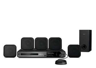 Philips HTS3372D 1000-watt 5.1 DVD Home Theater System