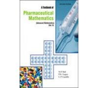 A Textbook of Pharmaceutical Mathematics: (Advanced Mathematics) Volume 2 (v. II)