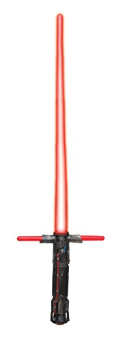 Star Wars Episode VII: The Force Awakens Kylo Ren 3-Bladed Lightsaber - Costumes Lightsaber