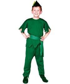 RG Costumes Elf Costume, Green, Medium (Storybook Costume)