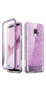 i-Blason Cosmo Series Designed for Samsung Galaxy S10 Case, Stylish Full-Body Protective Bumper Case Without Built-in Screen Protector for Galaxy S10 2019 Release