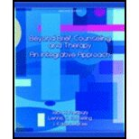 Beyond Brief Counseling & Therapy (2nd, 08) by Presbury, Jack H - Echterling, Lennis G - McKee, J Edson [Paperback (2007)]