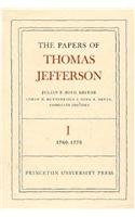 The Papers of Thomas Jefferson VOL 1, 1760-1776 - Thomas Jefferson
