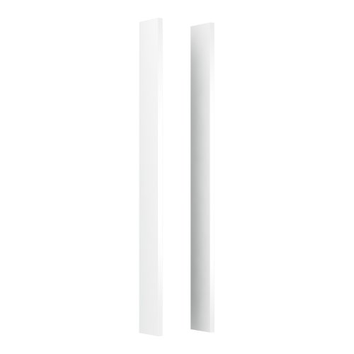 KOHLER K-99675-1WA Medicine Cabinet Wood Side Kit for Tailored Vanities,  Linen White by Kohler