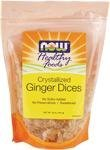 Cheap Ginger Dices Now Foods 1 lbs Bag