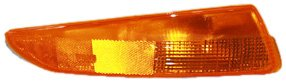 TYC 12-1573-01 Chevrolet Camaro Front Passenger Side Replacement Parking/Side Marker Lamp Assembly -