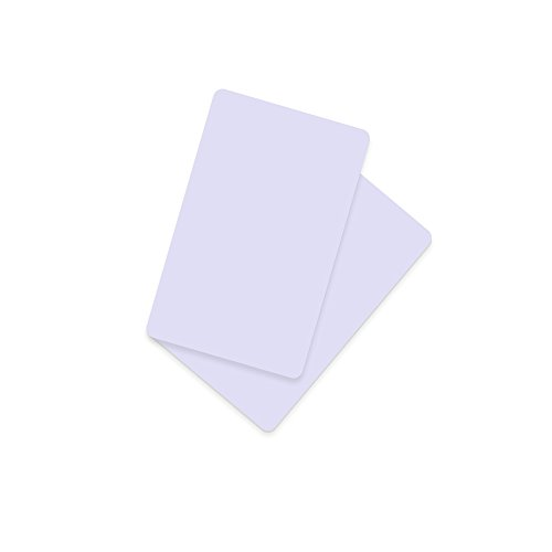 20pcs RFID 125khz Proximity ID card TK4100(thin card)compatible with EM4100 support ID Smart card entry access control system,key card,membership card( Thickness 0.8mm )