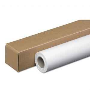 Heavyweight Coated Paper Rolls, Matte Finish 24