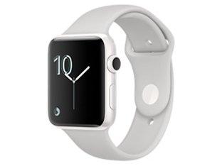 APPLE Apple Watch Edition Series 2 42mm MNUC2J/Aの商品画像
