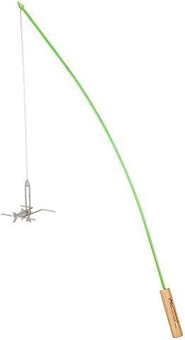 Fire Buggz Fishing Pole Campfire Roaster (Green)