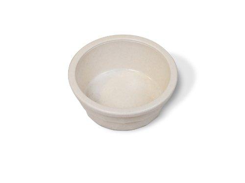 Pureness Heavyweight Medium Crock Dish, 20-Ounce, My Pet Supplies