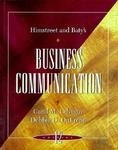 img - for Himstreet and Baty's Business Communication book / textbook / text book