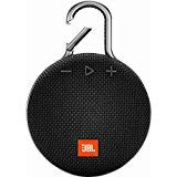 JBL Clip 3 Portable Waterproof Wireless Bluetooth Speaker - Black