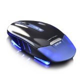 E-3lue Horizon 1750dpi 2.4ghz Notebook Slim and Portable Wireless Mouse (Blue Edition)