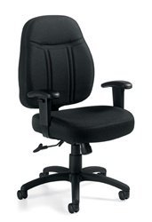 Offices To Go Tilter Chair with Arms, 40