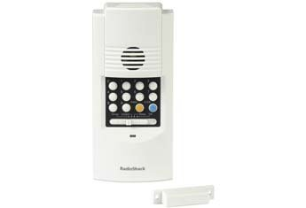 Radio Shack Wireless Keypad Door Chime (Bell) and Alarm (RadioShack)