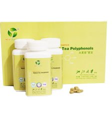 Tea Polyphenols of MingZhen Chinese Green Tea Extract 450mg X 540 T, 98 Total Polyphenols, 60 Egcg Super Antioxidan