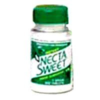 Necta Sweet Saccharin Sugar Substitute 1.0 Grain Tablets - 500 Each