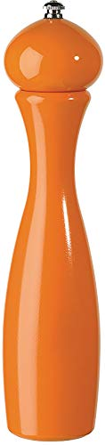 (Fletchers' Mill Marsala Collection Salt Mill, Orange - 12)