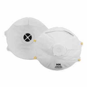 Cordova N95 Approved Valved Particulate Respirator 10 Per