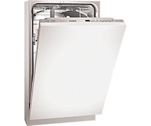 AEG F78400VI0P - Lavavajillas (Totalmente integrado, Acero ...