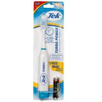 Soft-bristle Turbo Power Battery Toothbrushes
