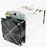 AntMiner S9 ~13.5TH/s @ 0.098W/GH 16nm ASIC Bitcoin Miner with Power Supply and Cord