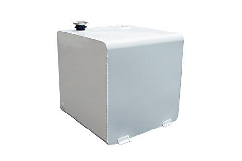 Dee Zee DZ91750S (53 gallon) Square Transfer Tank - White Steel ()